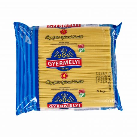 Gyermelyi 4 tojásos spagetti 10kg