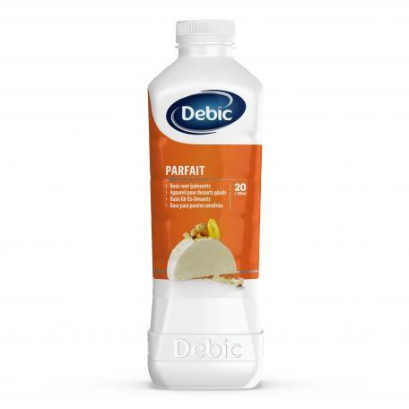 Desszert alap ice parfait uht debic 1l (elo)