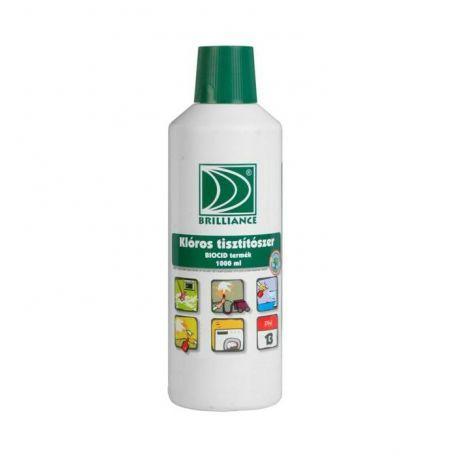 Tisztítószer klóros tisztitószer brilliance 1l