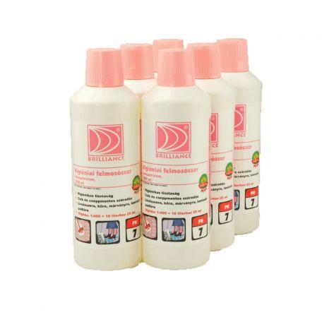 Brilliance higiéniai felmosószer koncentrátum 1l