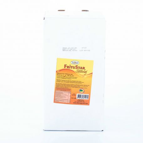 Frituspeciál bag in box blended fritőzolaj 10l