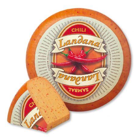 Holland sambal-pikáns gouda sajt felezett 2kg