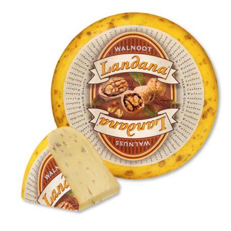 Holland diós gouda sajt felezett 2kg