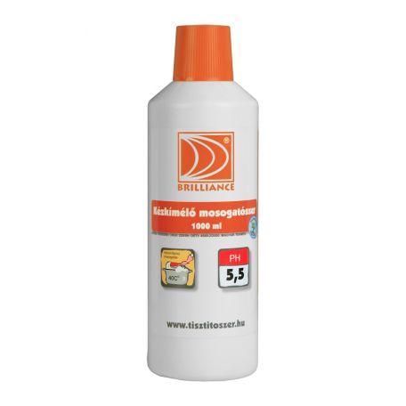 Brilliance kézkímélő kézi mosogatószer szuper koncentrátum 1l