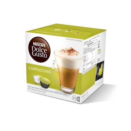 Nescafé Dolce Gusto cappuccino kávékapszula 16db