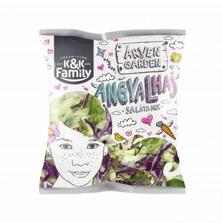 K&K Family angyalhaj mix saláta 150g