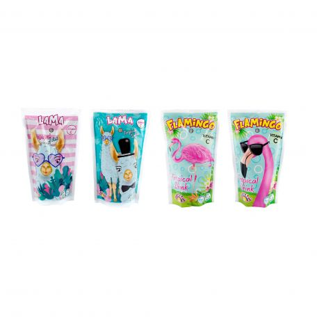 Lama/flamingo multifruit drink c vitaminnal /30db üdítőital