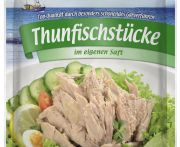 Delina Finest darabolt tonhal sós lében 1000g