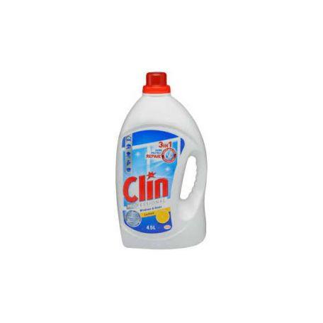 Clin ablaktisztító utántöltő 4,5l