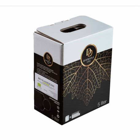Dobosi - Olaszrizling Bag in Box 5L