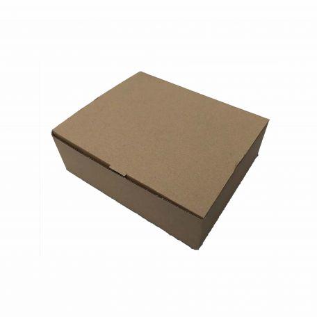 Papír fedeles menüs doboz 220x160x60