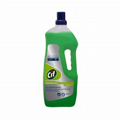 Cif kézi mosogatószer koncentrátum 2l