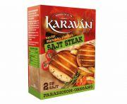 Karaván steak ömlesztett paradicsom-oregánó grillsajt 160g