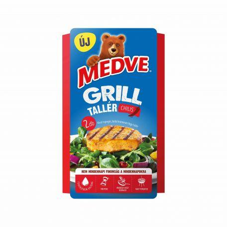 Medve ömlesztett chili grilltallér 140g