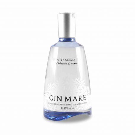 Gin Mare Mediterranean Gin 1L
