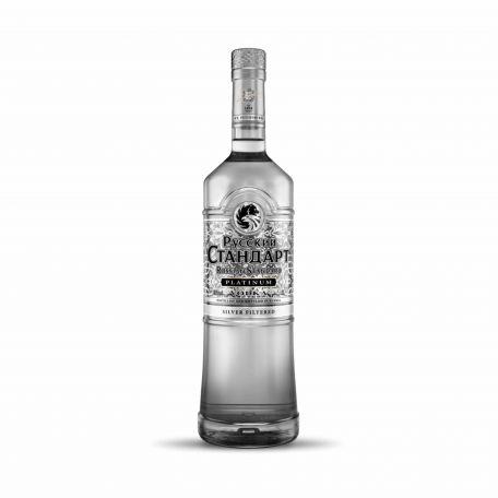 Russian Standard Platinum Vodka 1L