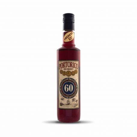 Portorico 60 Rum 1L