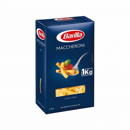 Barilla durum maccheroni (rövidcső) tészta 1kg