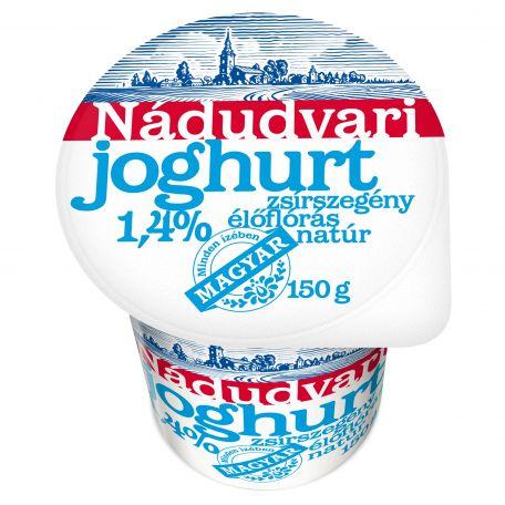 Joghurt 1,4% nádudvar 150gr
