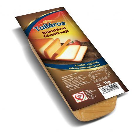 Talléros ömlesztett füstölt sajt 1kg