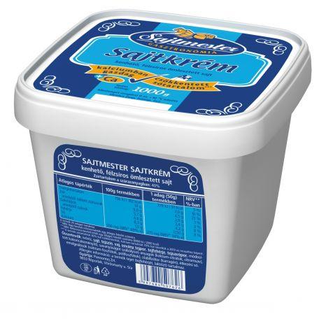 Sajtmester natúr sajtkrém 1kg