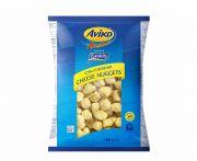 Aviko cheddar sajtfalatok csilipaprikával fagyasztott 1kg