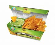 Tortilla chips nacho and dip avokádó el sabor 175gr