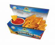 Tortilla chips nacho and dip salsa el sabor 175gr