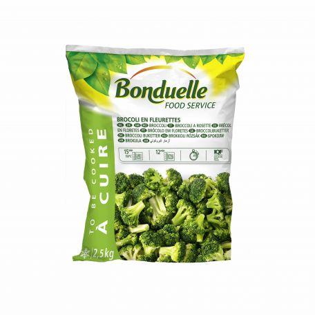 Bonduelle brokkoli 40-60 fagyasztott 2,5kg