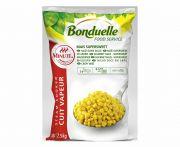 Bonduelle super sweet morzsolt kukorica fagyasztott 2,5kg