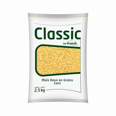 Classic morzsolt kukorica fagyasztott 2,5kg