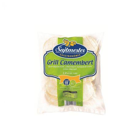 Sajtmester grill camembert fagyasztott 1kg