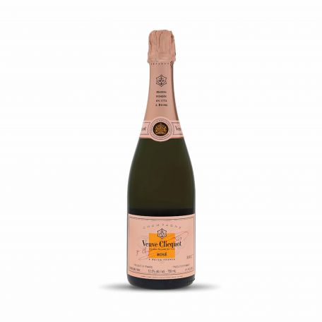 Veuve Clicquot - Rosé champagne 0,75l