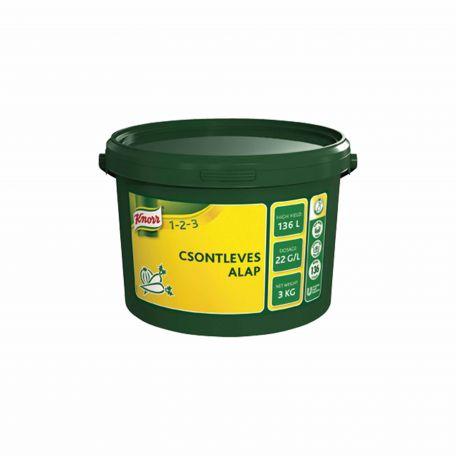 Knorr levesalap csontleveshez 1-2-3 3kg