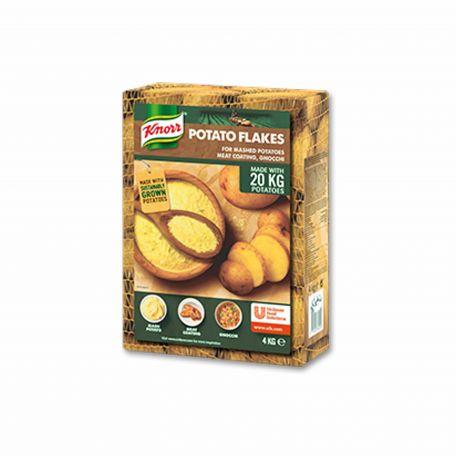 Knorr burgonyapüré pehely 4kg