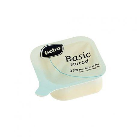 Bebo basic spread mini margarin 35% 10g 200 db/karton