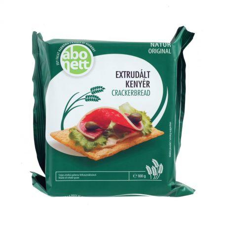Abonett natúr extrudált kenyér 100g