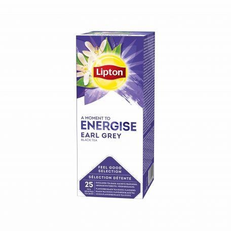 Lipton earl grey tea 25x2g