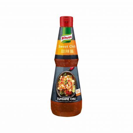 Sunshine chili-fokhagyma szósz 1l