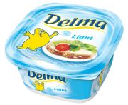 Margarin light tégelyes delma 500gr (elo)