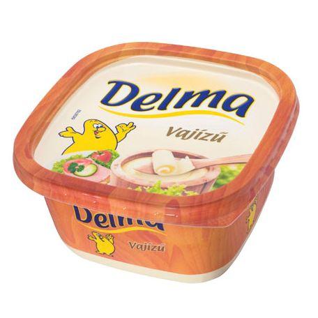 Delma vajízű margarin 39% 500g
