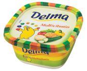 Margarin delma multivitamin tégelyes 500gr