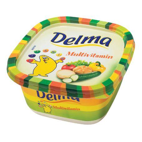 Delma multivitamin margarin 39% 500g