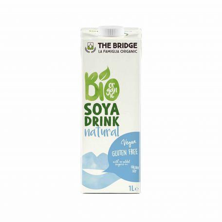 The Bridge szójaital bio, gluténmentes 1l