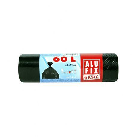 Alufix basic szemeteszsák 60l/20db