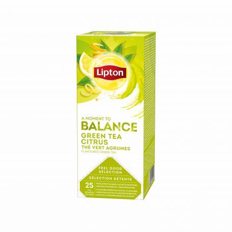Lipton zöld tea citrussal 25x1,3g