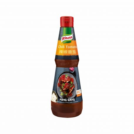 Knorr Pang Gang chili paradicsomszósz 1l