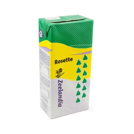 Zeelandia Rosette UHT növényi habalap cukrozott 25% 1l
