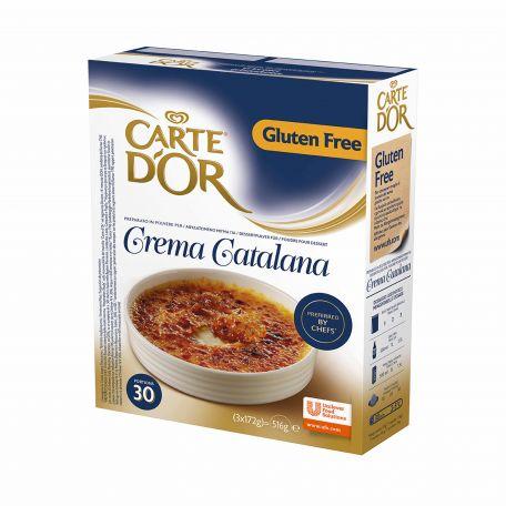 Carte Dor katalán krém desszert alap 516g