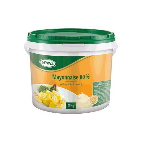 Senna majonéz 80 % 15 kg